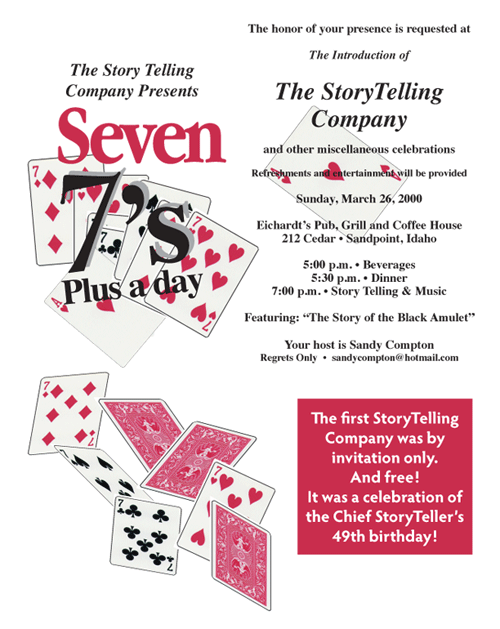 The Storytelling company 2000