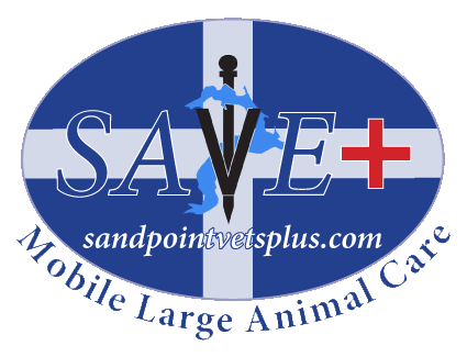 Sandpoint Area Veterinary Emergency Logo