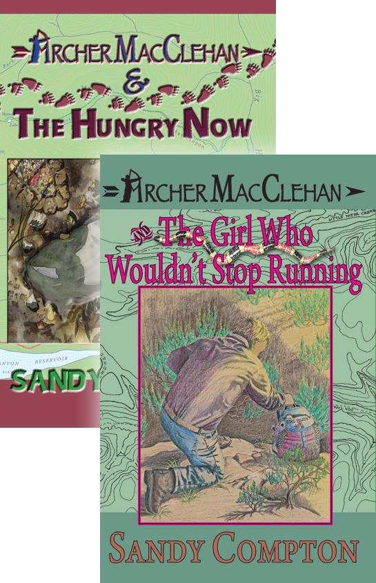 Archer MacLehan book series