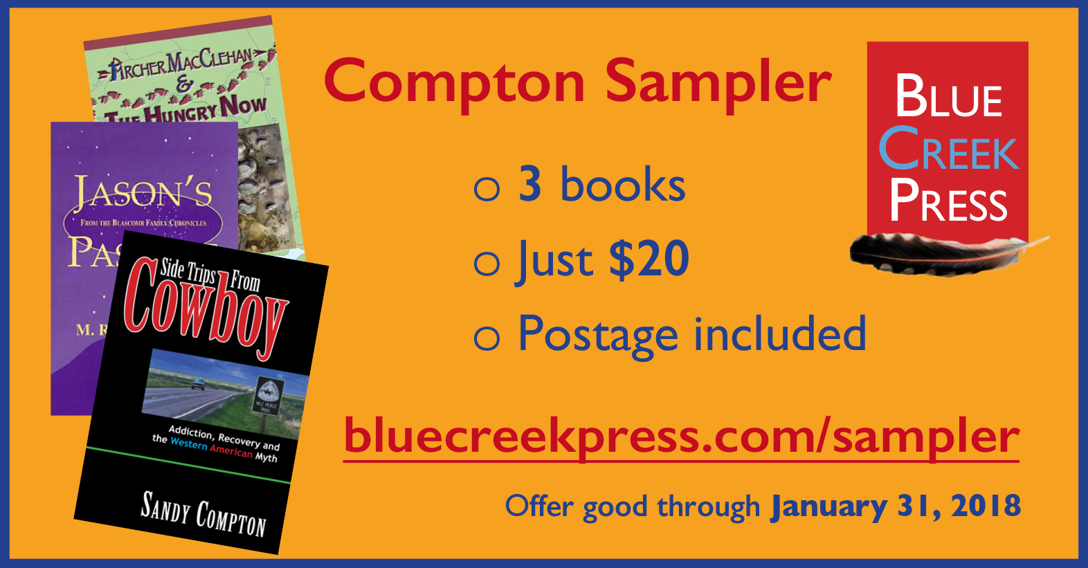 Compton Samples Book Deal