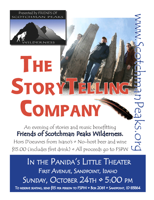 The Storytelling company 2010