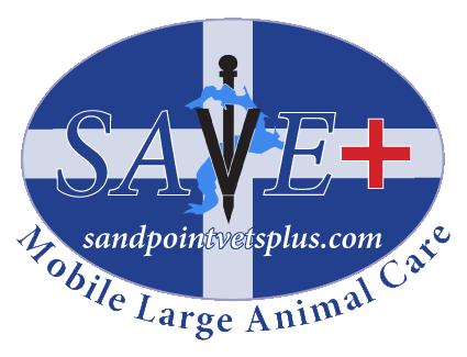 Sandpoint Area Veterinary Emergency Logo